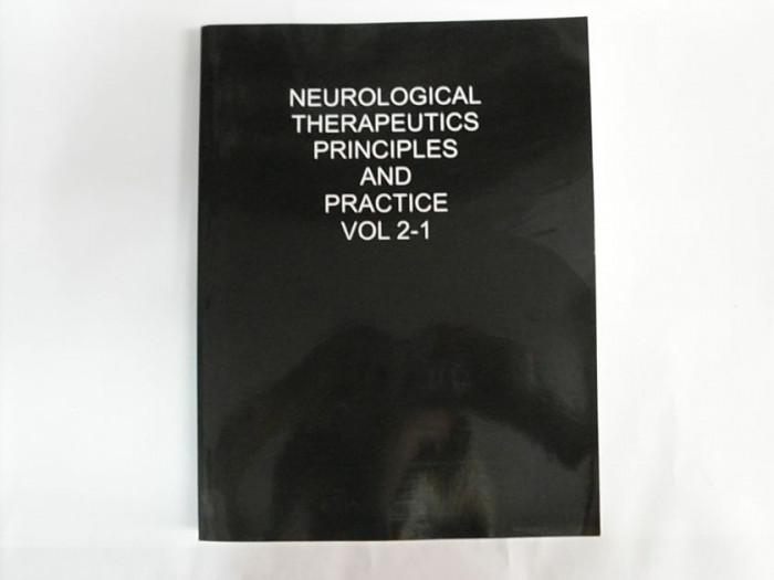 Neurological Therapeutics Principles Ans Practice - Colectiv ,551838