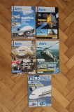 "Revista EADS ""Planet AeroSpace"" AERONAUTICS - SPACE - DEFENSE (5 numere)"