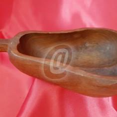 Bomboniera/suport din lemn, 19 cm