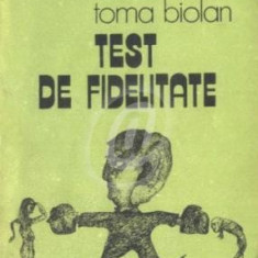 Test de fidelitate