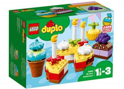 LEGO Duplo - Prima mea festivitate 10862 foto