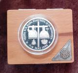 (M) Moneda argint - Vizita Papei Ioan Paul in Romania, Generic