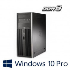 Calculator Refurbished HP 6200 Pro MT, Quad Core i5-2400, Win 10 Pro