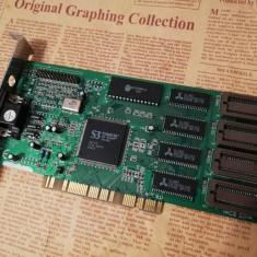 Placa video vintage PCI  S3 Virge DX 2Mb