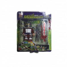 Figurina Testoasele Ninja -Turtle Armor Warriors -  Shredder