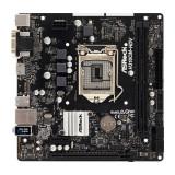 Placa de baza Asrock H310CM-HDV Intel LGA1151 mATX, Pentru INTEL, LGA 1151, DDR4