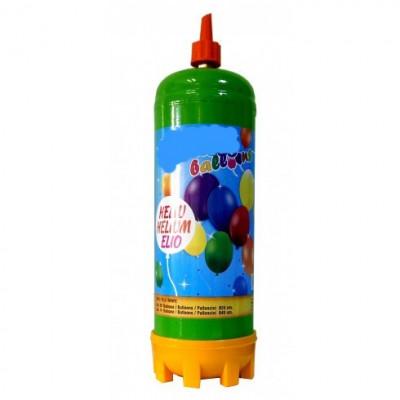 1. Butelie cu heliu pentru baloane 2.2 litri foto