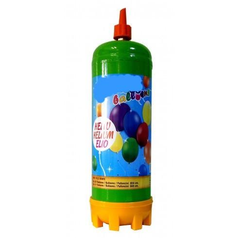 1. Butelie cu heliu pentru baloane 2.2 litri