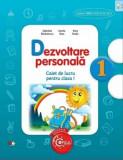 Dezvoltare personala. Caiet de lucru pentru clasa I/Gabriela Barbulescu, Ionela Stan, Irina Vasile