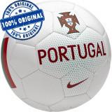 Minge fotbal Nike Portugalia - minge originala, 5, Teren sintetic