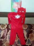 Costum Bufnita  6-8 Ani  Pjmask ( eroi in pijamale )