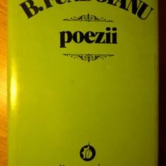 POEZII - B. FUNDOIANU
