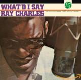 Ray Charles Whatd I Say Japan ed. (cd)