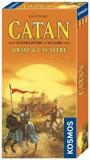 Catan - extensie Orase & Cavaleri 5/6 jucatori, kosmos