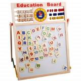 Cumpara ieftin Tabla educativa de scris din lemn