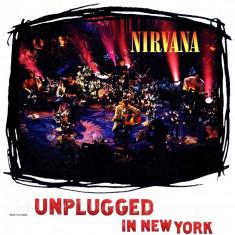 Nirvana MTv Unplugged In New York 180g LP (vinyl)