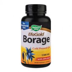Borage EfaGold 1300mg, 60cps, Nature's Way