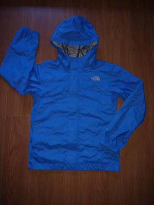 Geaca impermeabila The North Face Hyvent mărimea 10 ani foto