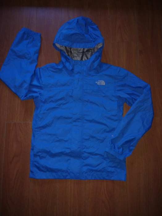 Geaca impermeabila The North Face Hyvent mărimea 10 ani