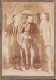 BM Gefreiter austro-ungar cu baioneta poza veche Primul Razboi Mondial