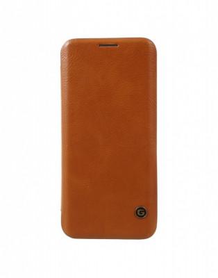 Husa protectie G Case din piele ecologica pentru Samsung Galaxy S8 Plus foto