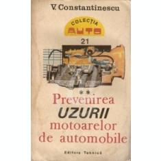 Prevenirea uzurii motoarelor de automobile, vol. 2