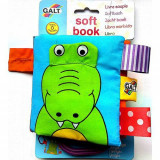 Soft Book - Carticica Moale Jungle, Galt