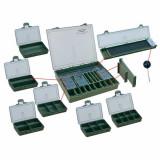 Cumpara ieftin Cutie pescar Carp box 001 / 365x300x55 mm Baracuda