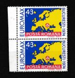 Romania 1974 - EUROMAX x2 - MNH, Nestampilat