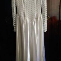 Rochie de mireasa vintage