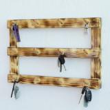 Suport din lemn pentru chei