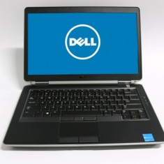 Laptop DELL Latitude E6430s, Intel Core i7 Gen 3 3520M 2.9 Ghz, 8 GB DDR3, 320 GB SATA, DVDRW, WI-FI, WebCam, Tastatura iluminata, Display 14inch