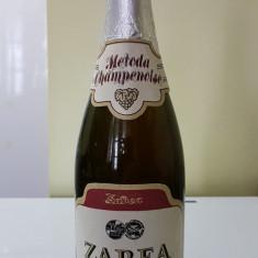 Sampanie ZAREA Demisec,Fermentatie dupa Metoda Champenoise,cal.sup., 60-70 ani