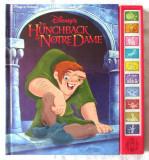 """Disney's THE HUNCHBACK OF NOTRE DAME"" - Carte in limba engleza, cu sunet, 1996, Alta editura, William Shakespeare"