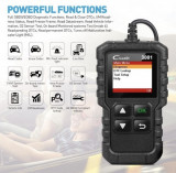 Scaner diagnoza auto LAUNCH X431 tester Creader cr3001 OBD2 multimarca