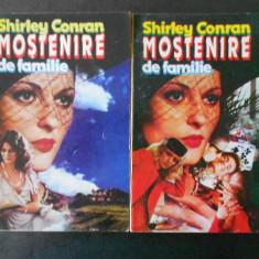 SHIRLEY CONRAN - MOSTENIRE DE FAMILIE 2 volume