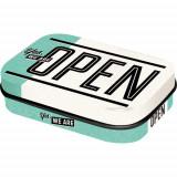 Cutie metalica cu bomboane - Open