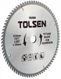 Disc circular VIDIA 210X30X60T, TCT, aluminiu, Tolsen