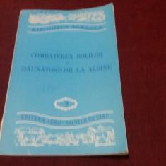 CORNELIA PELIMON - COMBATEREA BOLILOR SI DAUNATORILOR LA ALBINE 1957