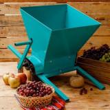 Zdrobitor Struguri Manual Storcator Fructe 20 L