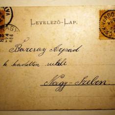 P.030 NAGY-SZEBEN SIBIU CSIK-VARDOTFALVA K. u. K. INFANTERIE CADETTENSCHULE 1900