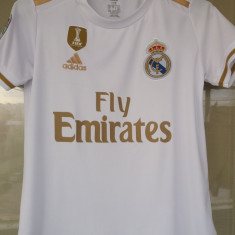 Tricou si short copii 7-13 ani - Real Madrid 2020