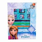 Cumpara ieftin Set creativ stampile si carioci Frozen