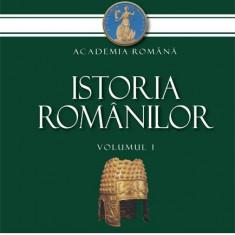Istoria Romanilor Vol. I
