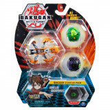 Set Bakugan Battle Planet Starter Pack, Aurelus Skorporos, 20119860