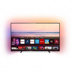 Televizor Philips LED Smart TV 50PUS6704/12 127cm Ultra HD 4K Ambilight cu 3 laturi Black