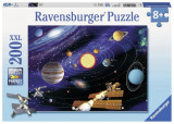 Puzzle Sistemul Solar, 200 Piese, Ravensburger
