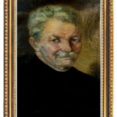 Tablou George Ioanid datat 1880, Portrete, Ulei, Impresionism