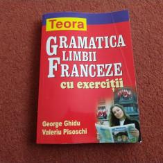 Gramatica limbii franceze moderne cu exercitii - Gh. Pisoschi , V. Ghidu