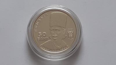 50 bani 2021 - 200 de ani de la Revoluția din 1821 condusă de Tudor Vladimirescu foto